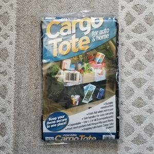 Car Pals Expandable Cargo Tote